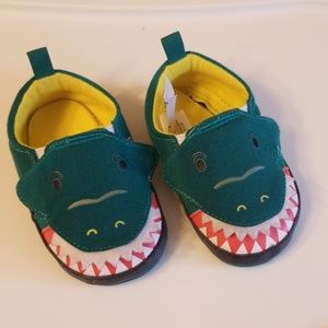 Cat and Jack crocodile shoes